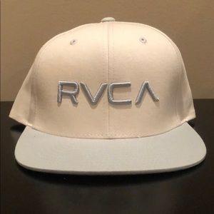 New RVCA Snap back